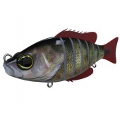 SWIMBAIT SEVEN SECTION S4' 10cm - 20gr 02 Real Perch