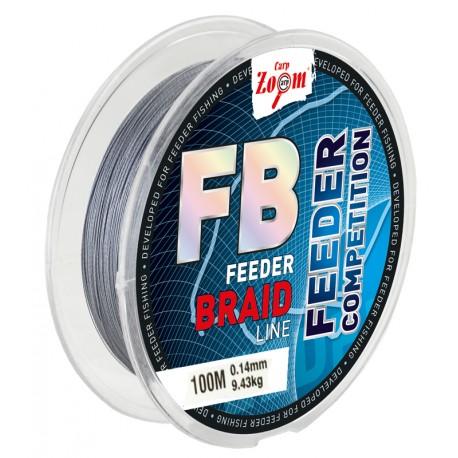 FIR TEXTIL FEEDER 100m 0.06mm 4.24kg Gri light
