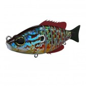 "SWIMBAIT SEVEN SECTION S4"" 10cm 20gr 15 Sunfish"