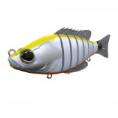 "SWIMBAIT SEVEN SECTION S4"" 10cm 20gr 19 Hi-Viz"