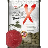 Boilies CARP ZOOM ACT-X 16mm 800gr Strawberry