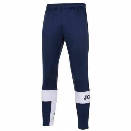 Pantaloni trening Joma Fredoom, Bleumarin / Alb