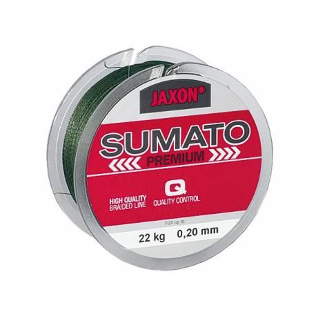 Leader textil Jaxon SUMATO PREMIUM Green 10m 0.14mm 15kg