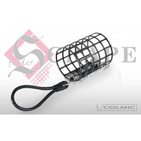 Momitor Feeder Round Cage COLMIC O-RING, 25x44 mm, 30 g