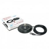Baza magnetica PNI 145/PL 145mm contine cablu 4m si mufa PL259