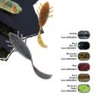 Grub HERAKLES LEFTAIL 4.5'' 11.4cm JUNEBUG