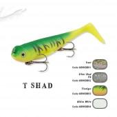 T-SHAD 12cm ALBINO