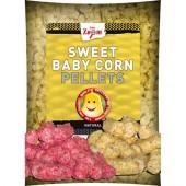 PELETE SWEET BABY CORN 2.5kg pentru momit