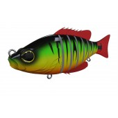 Vobler BIWAA SWIMBAIT SEVEN SECTION S6' 15cm - 60gr 02 Fire Tiger