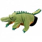 Papusa de mana Crocodil BELEDUC