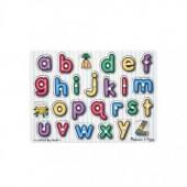 Puzzle lemn Alfabet Melissa&Doug