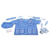 Costum de carnaval Medic Veterinar Melissa and Doug
