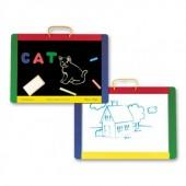 Tabla magnetica si de scris cu litere Melissa&Doug