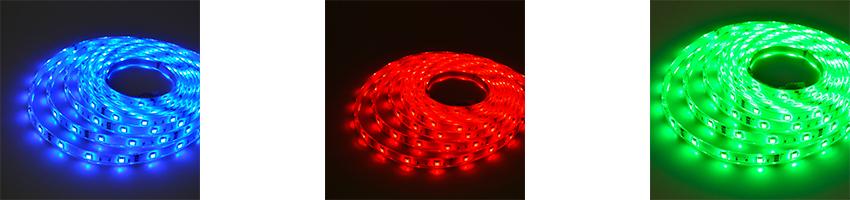 Banda LED PNI L15RGBWE flexibila de exterior